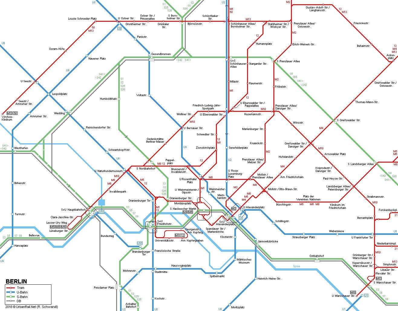 trikk kart Berlin trikk kart app   Berlin tog kart app (Tyskland) trikk kart