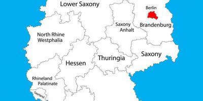 kart over nice og omegn Berlin kart   Kart Berlin (Tyskland) kart over nice og omegn
